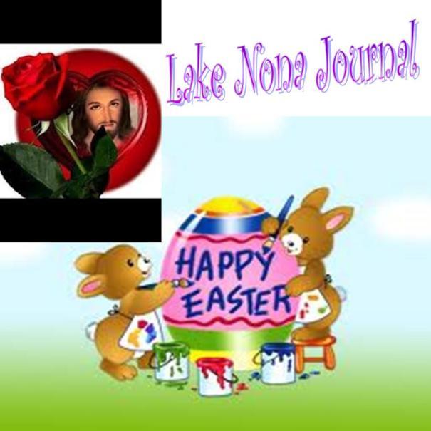 Happy Easter Nona