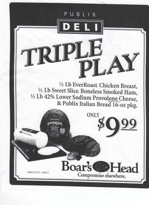 Triple Play 001