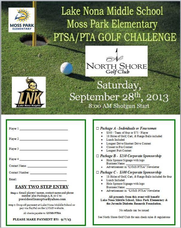 2013 Golf Challenge