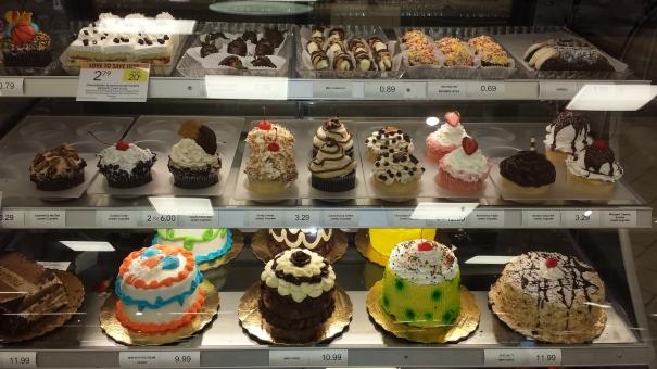 New cupcakes at Publix
